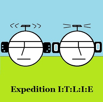 Expedition IsThereLifeInEurope logo