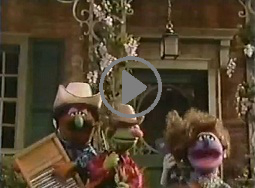 Image result for sesame street zydeco
